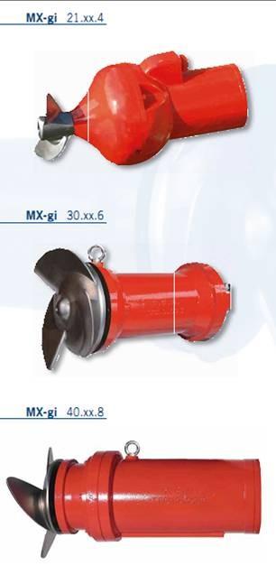 Mixere submersibile