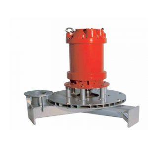 Aerator radial tip SC