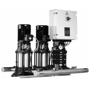 Grup pompare cu 3 pompe verticale Grundfos