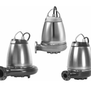 Pompe submersibile de apa uzata Grundfos, SE1, SEV