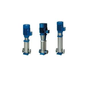 Pompe de presiune, verticale, contructie inox