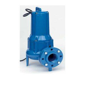 Pompe submersibile de apa uzata, cu rotor vortex